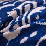 Couverture de coussin estampée par toile à la mode de coton sans bourrer (35C0002)