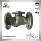 Pièces en bronze de pompe de moulage au sable de la Chine avec l'usinage