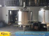 Los tanques de acero inoxidables para mezclarse