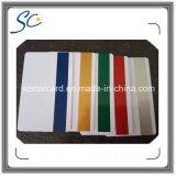 Tarjeta de plástico RFID de impresión personalizada con banda magnética