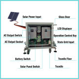 del sistema eléctrico solar de la red 1kw 2kw 3kw 5kw 10kw 15kw 20kw con el inversor híbrido