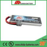 batterij van het Polymeer van het 3200mAh7.4V R/C de ModelLithium