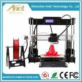 판매에 필라멘트를 인쇄하는 무료 샘플 10m를 가진 3D 디지털 프린터