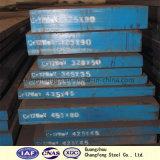 Piatto d'acciaio del buon lavoro freddo di Hardenability (SKD12, A8, 1.2631)