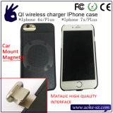 Cassa senza fili universale della ricevente del caricatore del Qi per il iPhone 7
