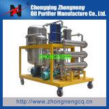 Máquina do purificador de petróleo do produto comestível de aço inoxidável