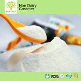 Crema baja en grasa y alta proteína, sin productos lácteos