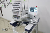 Wonyo einzelner Nadel-Computer-Stickerei-Maschinen-Preis des Kopf-15 mit Software für Entwurf