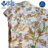 Sommer Newstyle V-Stutzen reizvolles Form-Dame-Kleid mit Blumen-Drucken