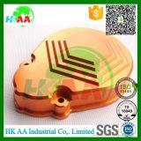 Caja de engranajes trabajada a máquina CNC de la aleación del eje de la precisión 5 del OEM con la certificación Ts16949