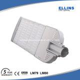 Al aire libre de la calle LED IP66 LED de la luz del camino de luz de 150 W de Philips