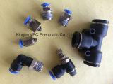 Pneumatische Montage SMC voor Samengeperste Lucht