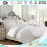 Comforter lavabile del poliestere di gloria del san di calore del Comforter alternativo bianco giù interno