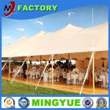 De openlucht Tent van het Huwelijk van het Restaurant met Stof Pvccoated