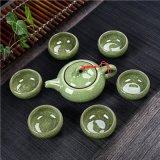 Insieme di tè variopinto più caldo della porcellana della crepa del ghiaccio di prezzi di fabbrica della Cina