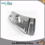 Блок высокого качества алюминиевый разделяет части CNC точной таможни поворачивая, обслуживание CNC подвергая механической обработке