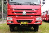 Caminhão de despejo do motor de Sinotruk 420HP 12L