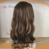 Venta caliente Judios manera de las mujeres peluca de pelo rizado