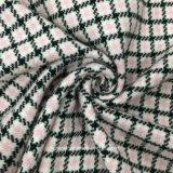 Меньшяя ткань шерстей проверки Houndstooth