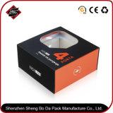 Broncear el rectángulo de empaquetado de encargo de papel del rectángulo para los productos electrónicos