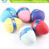 애완 동물 Dinasour 다채로운 마술 성장하고 있는 계란 부화 계란은 7*9cm를