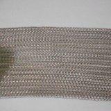 Rete metallica tessuta tessuta lavorata a maglia della rete metallica