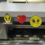 Folha quente da venda à máquina de estaca da etiqueta da folha (VCT-LCS)