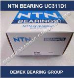 Rodamiento de bolitas radial de la pieza inserta de NTN Angriculture UC311 D1 en existencias