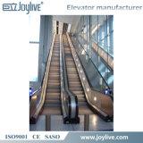 Alameda de compras usada precio casero de cristal auto residencial de la escalera móvil