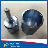 Pièces de usinage de cylindre de placage professionnel de zinc de Pékin Yinhexingtai