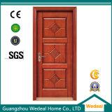 Porta luxuosa da madeira contínua da parte alta (WDB02)