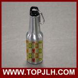 屋外旅行アルミニウムビール瓶は水差しを遊ばす