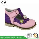 Ботинки здоровья протезных ботинок детей с широкой коробкой пальца ноги