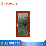 Qualitäts-Non-Thermal Bruch-Aluminiumflügelfenster-Fenster mit Flyscreen