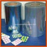 Film rigide clair superbe de PVC d'espace libre de pente pharmaceutique
