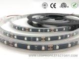 Longue lumière de bande continuelle du courant 12V 60LED GS3528 DEL Flexi
