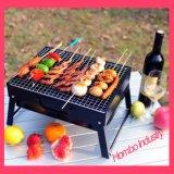 야영 BBQ/옥외 목탄 바베큐 석쇠