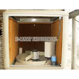 Refrigerador de ar refrigerando fixado na parede usado industrial refrigerando da água da almofada da almofada da cortina da estufa