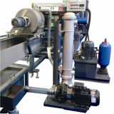 Máquina de recicl plástica para a película do PLA BOPP CPP dos PP do PE