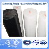 Черное POM штанга/Delrin штанга/Polyacetal штанга для пластичных шестерен