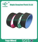Roue multicolore de yoga de type neuf de roue de yoga de rouleau de mousse d'exercice