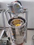 Máquina de moedura comercial do suco de fruta do uso, moedor medicinal dos materiais do alho do gengibre