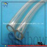 Tuyauterie molle de tube de PVC de vinyle de chlorure polyvinylique de PVC d'espace libre de Sunbow
