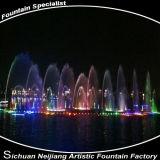 Nuova fontana corrente di stile 3D