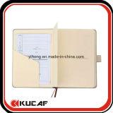 Avec la fermeture élastique Pocket Size Embossed Logo Notebook Papeterie Gift