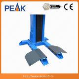 Alzamiento del poste de la fábrica de China solo para el taller (SL-2500)