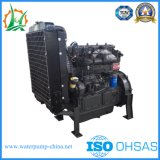 De diesel Pomp Met motor van de Riolering voor het Ontwateren Waterlog