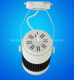 Luz da trilha do diodo emissor de luz para a lâmpada decorativa da luz da trilha da luz do ponto de iluminação da loja de roupa
