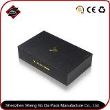 Imballaggio di timbratura caldo su ordinazione del cartone dei monili del documento del contenitore di regalo