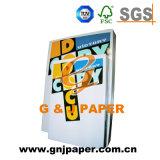 Papier 102%-104% de copieur de l'impression A4 de l'éclat 216*279mm